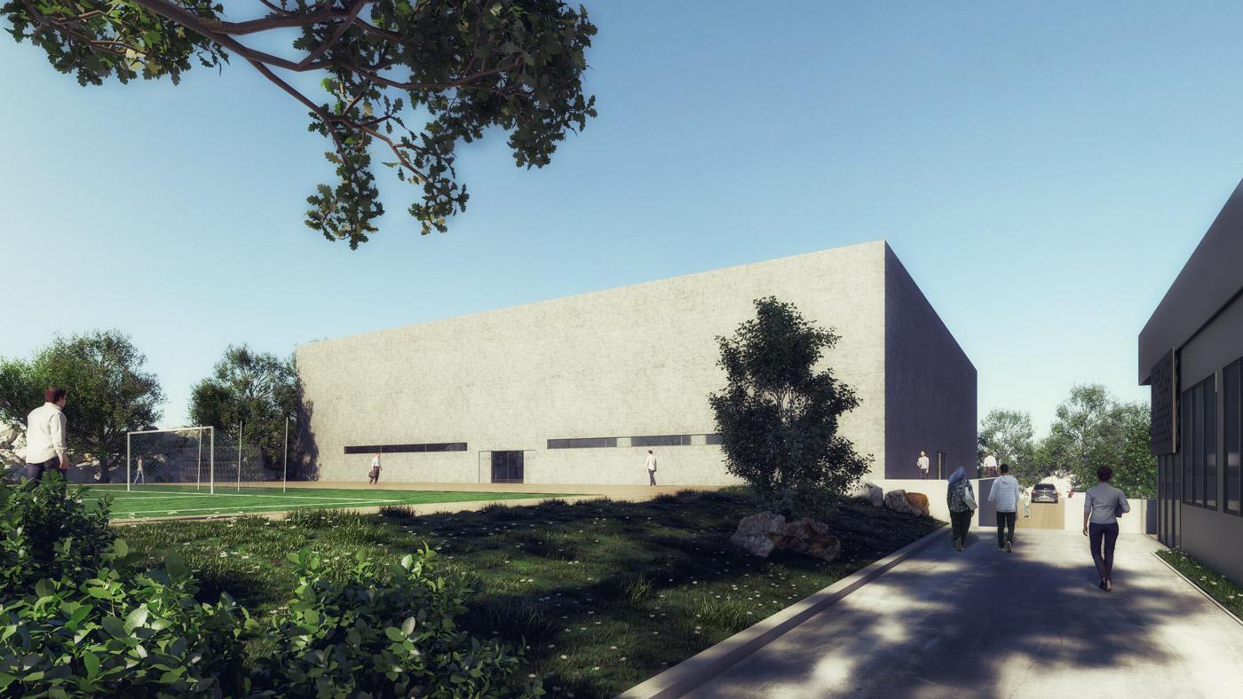Alberto Campo Baeza et Laps Architecture